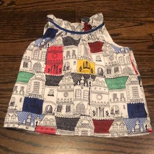 Adorable Janie and Jack top - great condition